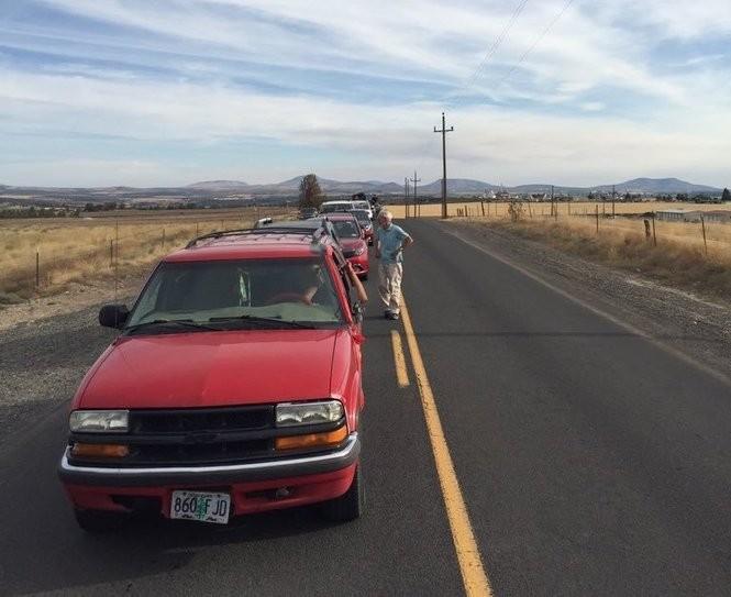 Live updates: Sunday Oregon solar eclipse 2017 traffic