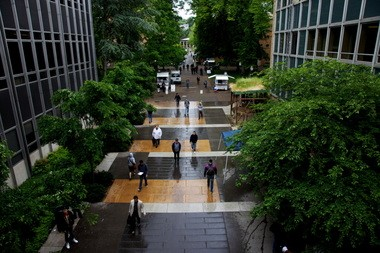 The Oregon Legislature has agreed to study, but not implement, a trial program that would allow students to attend public universities tuition-free if they pledge to pay back a set portion of their income after graduation.
