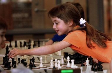 At age 8, a pony-tailed Tesca Fitzgerald made a chess move in a game against her big sister, Tayt. The two super-smart sisters went through high school, Portland Community College and Portland State University together. Both graduate Sunday, Tayt with a degree in English, Tesca with hers in computer science.