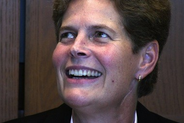 Carole Smith in her first days as superintendent of Portland schools in 2007. Her main credential was leading nonprofit Open Meadow Schools, which serves marginalized alternative school students. But she had spent a few years as hard-charging Portland Superintendent Vicki Phillips' chief of staff