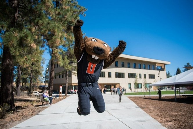 OSU celebrated the grand-opening of its first new academic building in Bend in September.