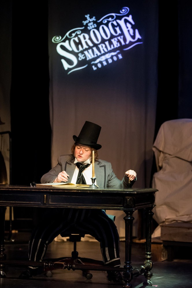 Charles Dickens Christmas Carol Gets A Solid But Overly Long Origin Story Review Oregonlive Com