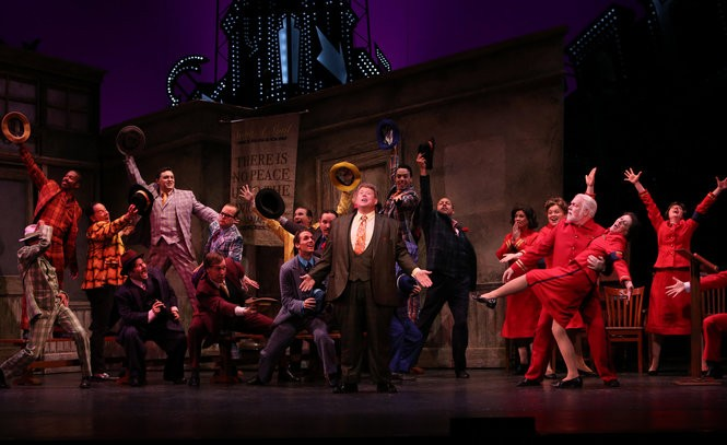 Luck is on your side at Broadway Rose's 'Guys and Dolls' (review