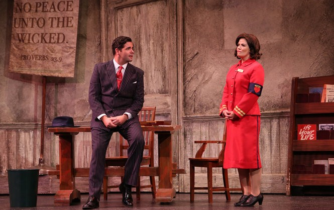 Luck is on your side at Broadway Rose's 'Guys and Dolls
