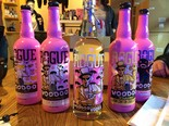 Rogue Ales recently released bacon maple vodka, in addition to their four Voodoo Doughnut ales.