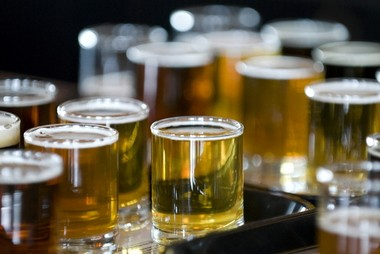 An Oregon beer was picked at the No. 1 lager in a nation-wide taste test -- and it might not be one you'd expect.