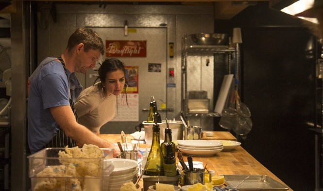 Erik Van Kley and Gabriela Ramos at Taylor Railworks, which closed last month. The couple have been hired at the Buckman neighborhood Italian restaurant Accanto.
