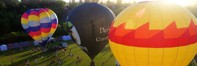 The 2016 Tigard Festival of Balloons lifts off June 24-26. The Oregonian/2015