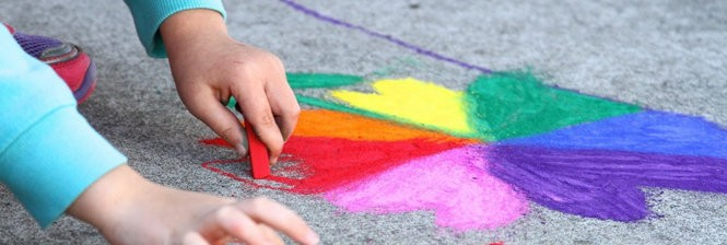 The 2016 Sidewalk Chalk Art Festival transforms downtown Forest Grove Sept. 17. Dillon Pilorget/Staff