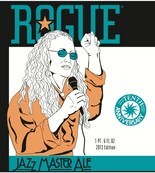 Scat singer Nancy King earned the distinction of being a Portland Jazz Master, and Rogue honored her with a beer for the occasion.