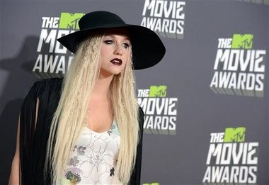 "Singer Ke$ha attends the MTV Movie Awards this month in Culver City, Calif. Ke$ha's show, ""Ke$ha: My Crazy Beautiful Life""ÂÂ debuted Tuesday on MTV."