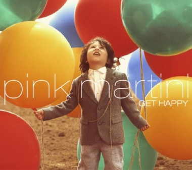 Pink Martini's 'Get Happy' will be released Sept. 24.