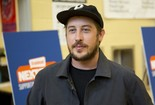 Portugal. The Man bassist Zach Carothers after the band's surprise performance at Ron Russell Middle School, where they also revealed a donation of $35,000 worth of musical instruments. Dave Killen / staff