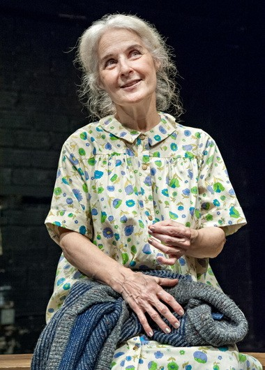 """Eileen DeSandre as Miss Helen in Profile Theatre's production of """"The Road to Mecca"""" by Athol Fugard, playing Jan. 12-Feb. 3 at Theater! Theatre!"""