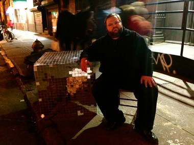 """Controversial monologuist Mike Daisey returns to Portland with the world premiere of a new piece called """"Journalism."""""""