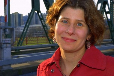"""Portland playwright Andrea Stolowitz won a commission from Artists Rep to write her latest play, """"Ithaka."""""""