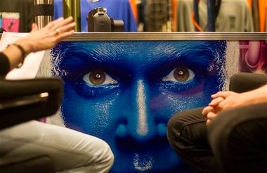 Coveted Blue Man Group auditions: Tall drummer-actors desired