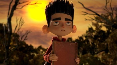"""In """"ParaNorman,"""" the hero must use his supernatural powers to save his town."""