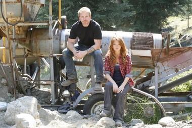 Patrick Doyle and Kristen Luman of Ghost Mine