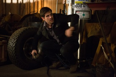 """""""Grimm"""" returns with a new episode tonight, well, actually, it's the episode that was scheduled last week, but Nick (David Giuntoli) is still in danger."""