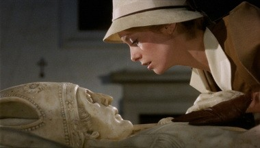 """Catherine Deneuve in a scene from """"Tristana."""""""