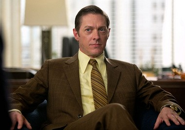 """Mad Men"": In Sunday's episode, ""The Quality of Mercy,"" Ted (Kevin Rahm) goes through some extremely uncomfortable moments."