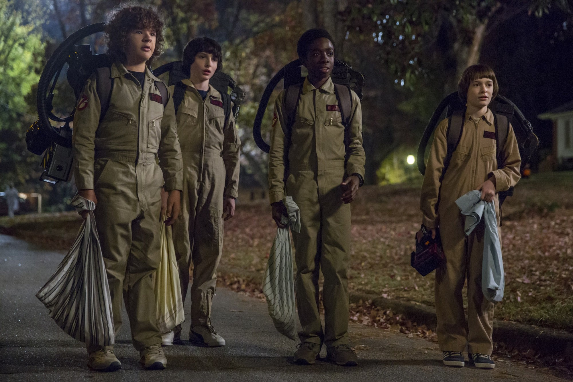 Stream On Demand Stranger Things Returns Just In Time For