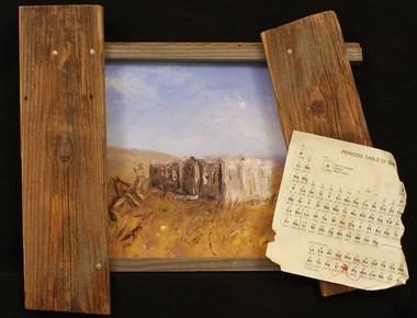 Site W, by artist Janice Camp