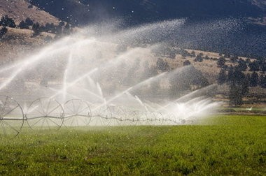Some irrigators in the Upper Klamath Basin are getting word that their water supply is getting cut off today.