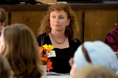 Lisa Arkin, executive director of Beyond Toxics.