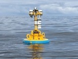 Jack Barth, professor of oceanography at Oregon State University, said the buoys in Newport will collect ocean data for 25 years as part of Ocean Observatories Initiative.
