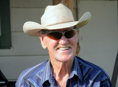 Harold Knieriem stands outside his house near Burns in August. The 76-year-old former rancher worries the Harney Valley's groundwater irrigation boom will suck the ground dry, leaving nothing for the county's youth but dry wells and parched fields.