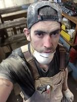 Frankie Crispen, 28, was among the 74 workplace fatalities in Oregon this year. (Courtesy of Frankie Crispen's family)