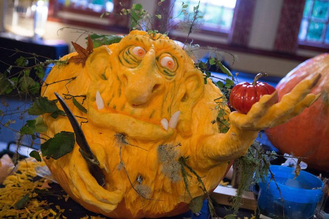 Masterpiece pumpkin carvings to inspire your own oregonlive