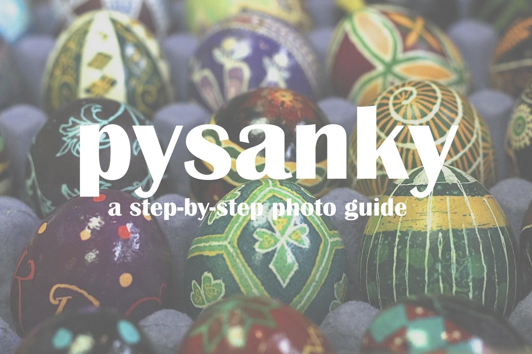 Coloring Dyes Decorating for Easter Eggs Pysanky Pysanka Pisanki 5 Colors