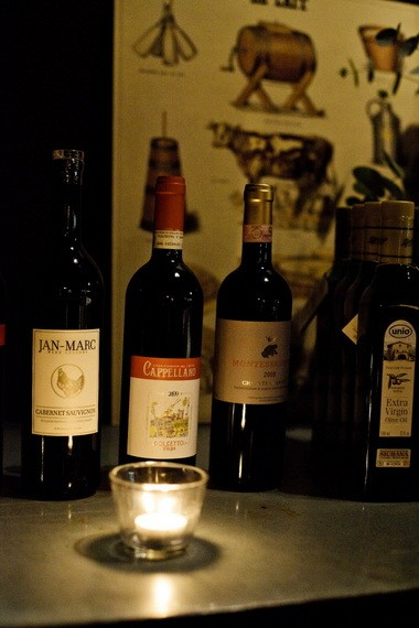 At Cyril's, Michael Claypool features urban vintners such as Jan-Marc Wine Cellars, Teutonic Wine Co. and Fausse Piste, as well as his own label, Clay Pigeon.