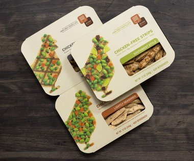 Beyond Meat is expanding sales of its grilled and seasoned chicken-free strips, and should be in major grocery stores nationwide by early next year.