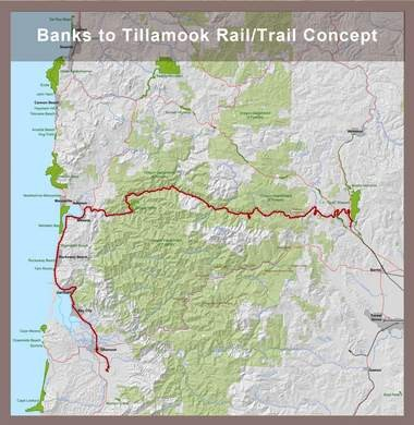 Salmonberry Trail concept map.