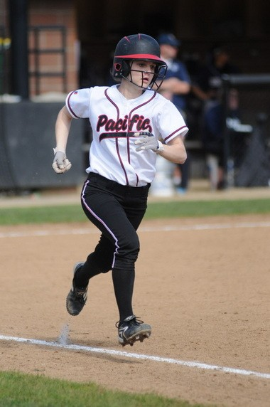 While Reichard is known for her success in the circle, her speed has made her a terror for other team' defenses.