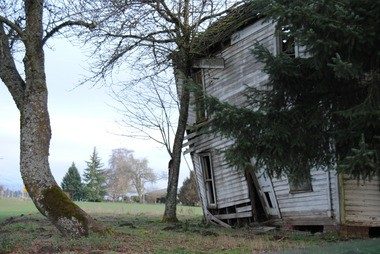 The old Heesacker house has been abandoned for more than 20 years and has sparked questions from neighbors, family members and other Forest Grove and Verboort residents.