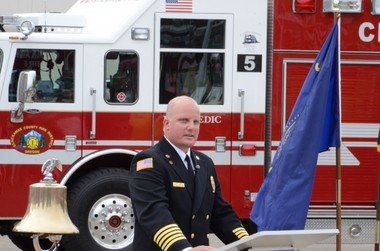 Clackamas Fire District Chief Fred Charlton will talk about public safety during a forum March 19 in Clackamas.