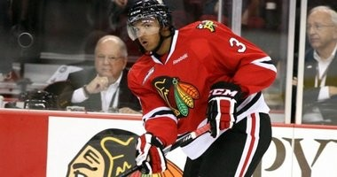 Seth Jones is at the top of Central Scouting's mid-season rankings
