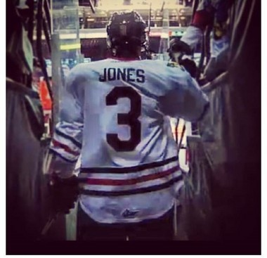 It may be one and done for Seth Jones in Portland