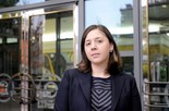 Oregon Insurance Commissioner Laura Cali, shown earlier this year near her Portland office, says the state had to boost health premiums this year to make sure insurers stay solvent.