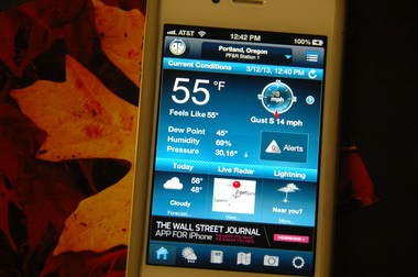 The Oregonian's weather writer's favorite apps - oregonlive com