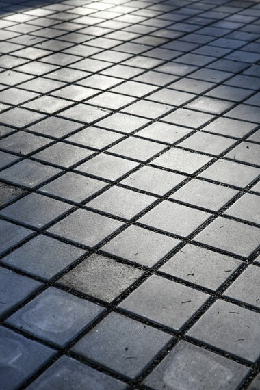 What's your preference for outdoor hardscape? Wooden deck? Patio of pavers (these are permeable)? So many options