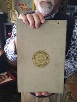 TheSassers of Southeast Portland were given a hand-bound book of documents from the previous owners of their 1914 bungalow. Not everyone is this lucky.