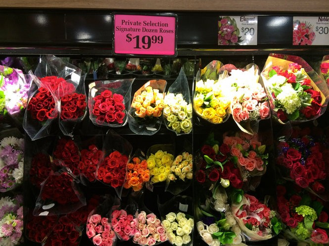 Valentines Day At Trader Rose >> Valentine S Day Where Do Cut Flowers Come From Oregonlive Com