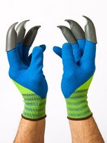 Badger Garden Gloves gives you all the comfort and protection of a garden glove combined with the effectiveness of a rake and shovel.