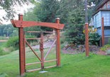Deer fencing is a fool proof way to keep deer out of the garden and away from vulnerable plantings.